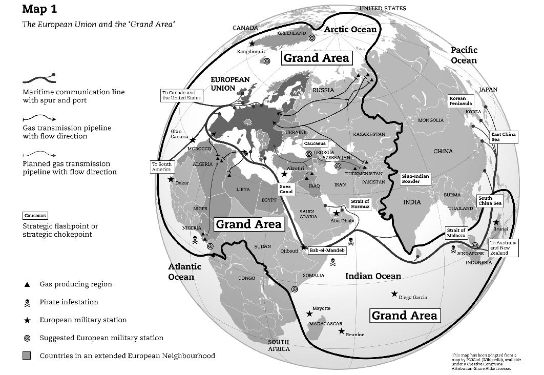 Grand Area Strategie