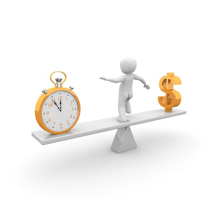 Zeit und Geld